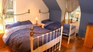 Sealane Cottage Rathmullan Donegal - bedroom