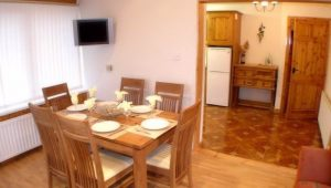 Sealane Cottage Rathmullan Donegal - dining area