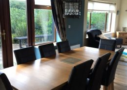 Willow House Rossnowlagh - Dining sitting area