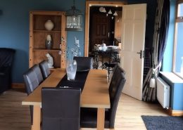 Willow House Rossnowlagh - dining area