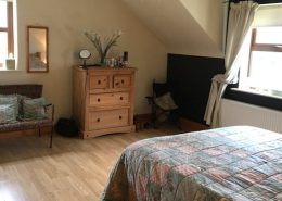 Willow House Rossnowlagh - double bedroom