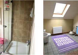 Willow House Rossnowlagh - ensuite