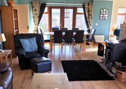 Willow House Rossnowlagh - sitting room 2