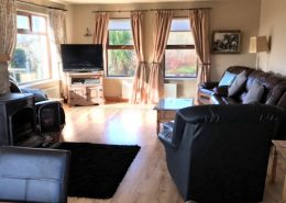 Willow House Rossnowlagh - sitting room 4