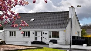 Woodlawn Holiday Home Stranorlar Donegal - exterior