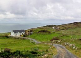 Falmore Cottage along Wild Atlantic Way