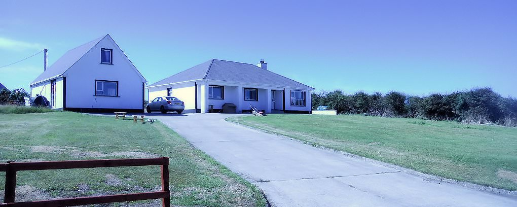 Atlantic Curve Holiday Home at Malin Head