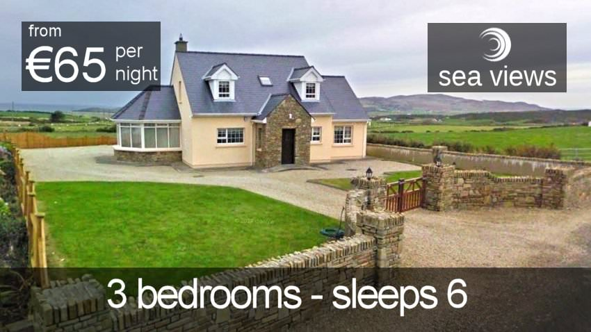 Dunfanaghy - The Pines Holiday Home