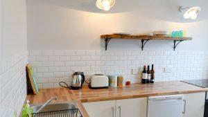 Harbour Bar Apartment Greencastle - kitchen area