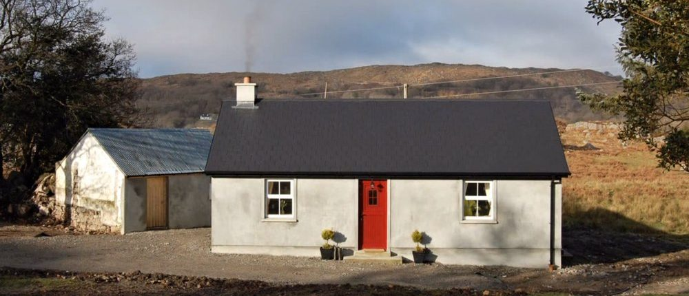 Kitty's Cottage Doochary Donegal