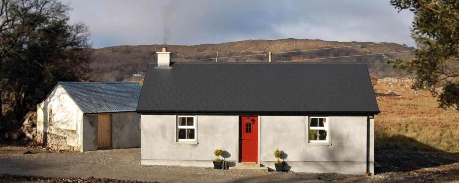Kitty's Cottage Doochary Donegal Ireland