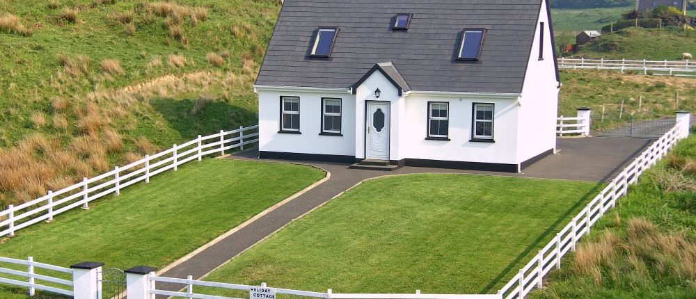 Portnacross Seaside Cottages - located at Killybegs Donegal