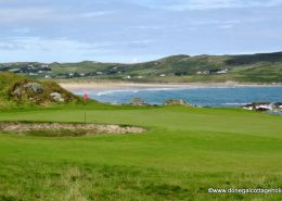 Runclevin House Dunfanaghy - 3 mins to golf course