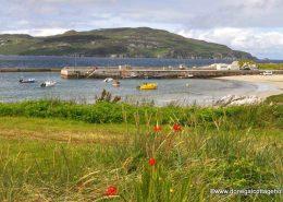 Runclevin House Dunfanaghy - Portnablagh harbour