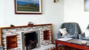 Seaside Cottage Dungloe - living room