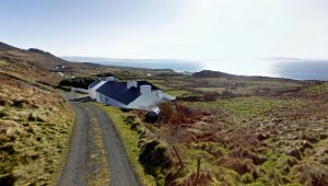 Seaside Cottage Dungloe - view of cottage