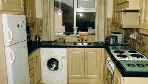 Seaside Cottage Dungloe - kitchen