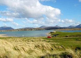 The holiday home is an ideal base to explore the Wild Atlantic Way in North Donegal