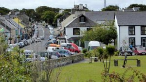 The Pines Holiday Home Dunfanaghy - village centre