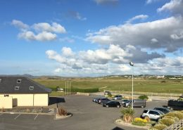 15 Rinn na Mara Dunfanaghy - view towards golf course