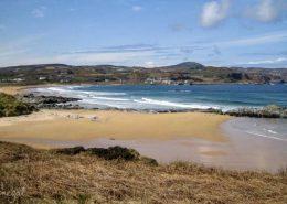 Beach at Culdaff Inishowen