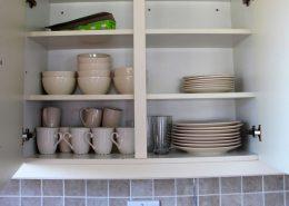 Boden's Terrace Culdaff - Kitchen crockery