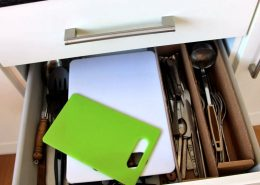Boden's Terrace Culdaff - Kitchen utensils
