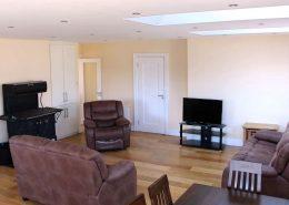 Boden's Terrace Culdaff - Living Room