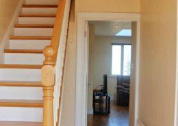 Boden's Terrace Culdaff - entrance hallway