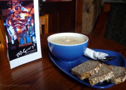 Chowder at McGrory's of Culdaff