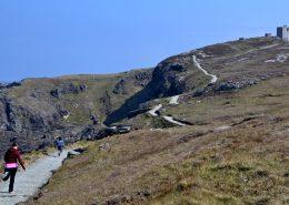 Coastal path at Malin Head