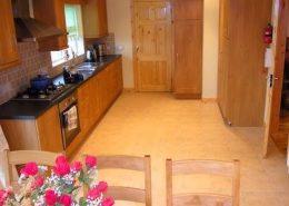 Ealu Holiday Home Culdaff Inishowen - kitchen