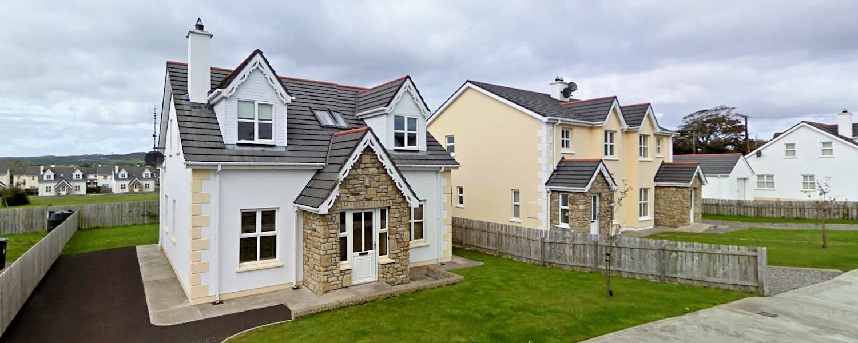 Ealu Holiday Home Culdaff Inishowen - located at Dunalainn