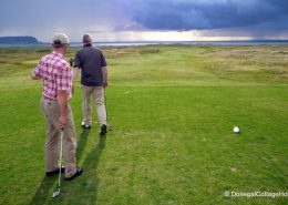 Mia's Cottage - Letter Clonmany - golf at nearby Ballyliffin