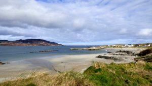 No.42 Oak Grove Dunfanaghy - harbour at Portnablagh