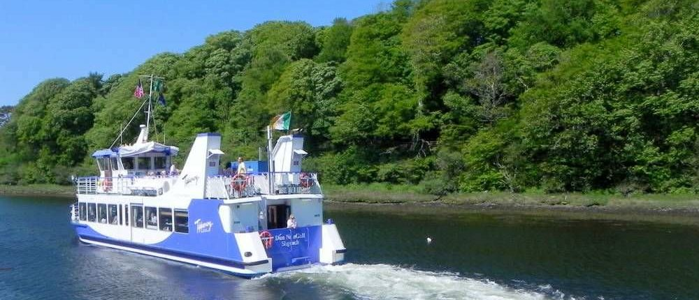 Sea View Cottage Donegal Town - Waterbus tours on the Bay