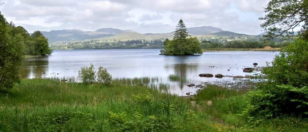 Sea View Cottage Donegal Town - Lough Eske
