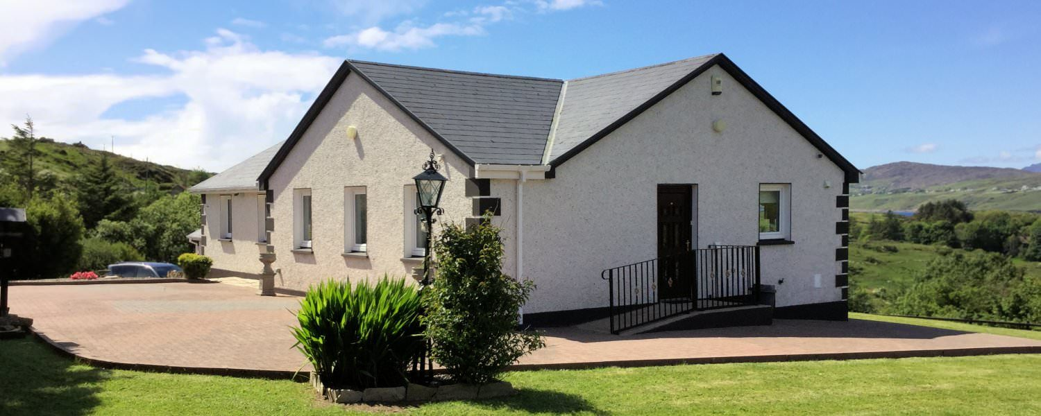 Seireannes Holiday Home Killybegs