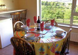 Seireannes Killybegs - dining area