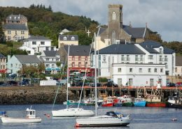 Seireannes Killybegs - harbour at Killybegs