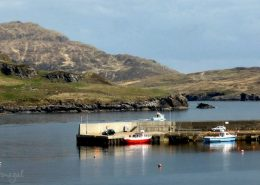 Seireannes Killybegs - harbour at Teelin