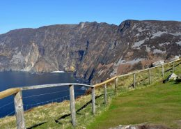 Seireannes Killybegs - the Slieve League cliffs are nearby