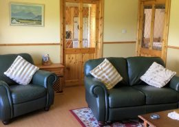 Seireannes Killybegs - view of living room