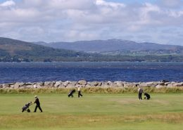 Swilly View Lisfannon Inishowen - North West Golf Club