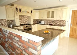 Swilly View Lisfannon Inishowen - fully equipped kitchen