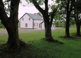 Willow Farmhouse Donegal - surrounding woodland