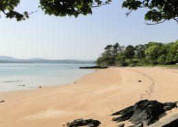 Lucky Shell beach near Creeslough