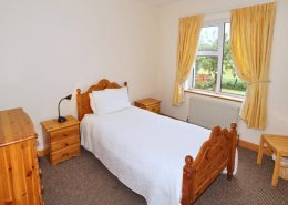 Appletree House Donegal Town - single bedroom on ground floor