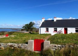 The Sea House Dungloe - along the coast road from Dungloe