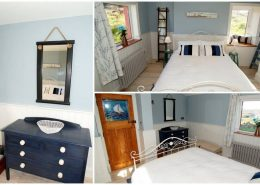 The Sea House Dungloe - bedroom